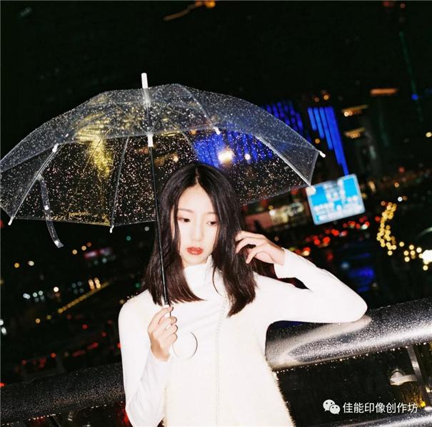 雨天摄影:梅雨季里的绝美人像