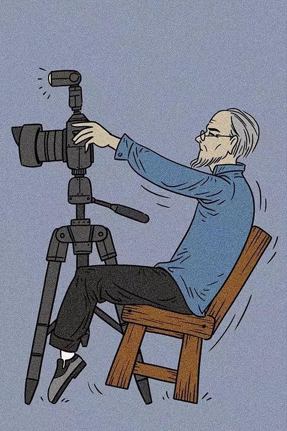 一个90后摄影师的逆袭