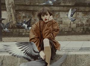 最新影楼资讯新闻-细腻的复古质感 轻柔唯美的女性影像