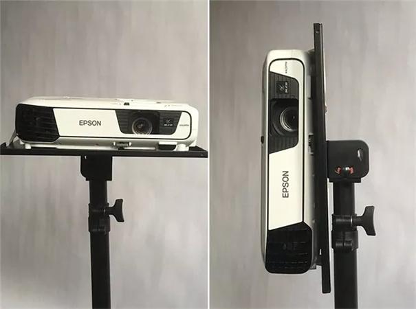 投影儀也是人像攝影器材?