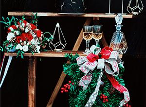 圣诞节旅拍!你和浪漫圣诞节就差这组婚纱照