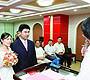 最新影楼资讯新闻-登记处推出婚礼式登记仪式