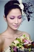 2010时尚潮流新娘眼妆