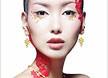 最新影楼资讯新闻-中国红搭配金饰