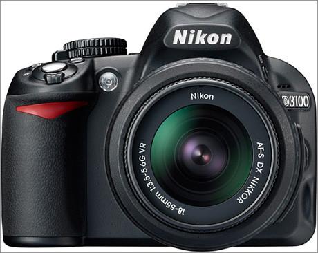 最新影楼资讯新闻-尼康发布D3100新版固件升级