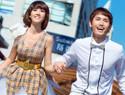 最新影楼资讯新闻-浪漫温柔乡 香港维多利亚港湾旅游婚纱