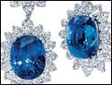 最新影楼资讯新闻-神秘超自然的蓝色新娘珠宝 来自深海的诱惑