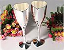 最新影楼资讯新闻-缤纷香槟杯 打造个性浪漫婚礼上的亮丽风景线