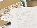 """最新影楼资讯新闻-蕾丝元素婚礼 在你的婚礼来点""""蕾丝边"""""""