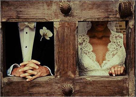 国外婚纱摄影 创意无限 婚纱摄影