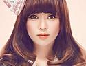 最新影楼资讯新闻-使用双修粉和腮红打造3D容妆 小脸美女妆出来