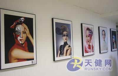 最新影楼资讯新闻-兰克国际2012彩妆发布会将携手大连青歌会