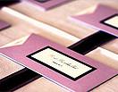 婚礼上的创意卡片 小配角提升大排场