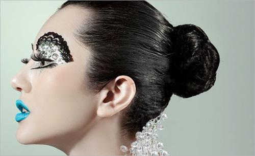 个性彩妆打造法则轻松的打造出时尚而充满个性的妆