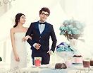 最新影樓資訊新聞-影樓實景時尚西式婚宴 制造完美婚禮大片