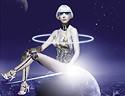 最新影楼资讯新闻-PS合成海报 打造美女科幻机器人
