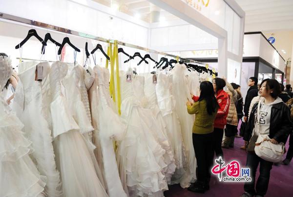 北展婚博会 第21届春季中国(北京)婚博会北展落幕