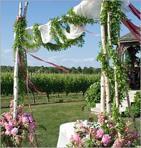 户外婚礼创意细节装饰 婚礼策划
