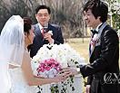 """最新影楼资讯新闻-户外婚礼耸立顽强白桦 爱的另一种诠释""""笑容"""""""