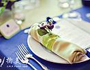婚礼餐巾花饰的设计制作——方寸间的美