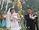 最新影楼资讯新闻-清新户外婚礼+大气红色婚宴 浪漫爱情记忆