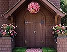 七款婚礼门廊装饰 带你步入幸福之门