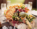 精致小巧的十款桌花 打造美艳创意婚礼