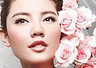 最新影楼资讯新闻-玫瑰妆新娘造型 悠悠的浅粉浪漫