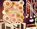 清雅悠扬爱的传承,剪纸主题婚礼策划