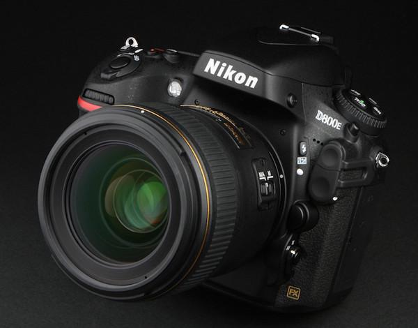 d800评测 解像力测试 尼康D800E与D800的比较