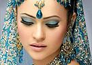 最新影楼资讯新闻-浪漫印度新娘妆容 妖娆典雅