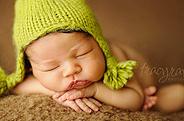 最新影楼资讯新闻-超美婴儿摄影作品:睡梦中的可爱天使