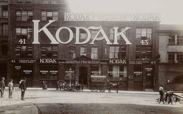 最新影楼资讯新闻-Google与苹果争夺柯达影像专利