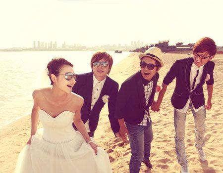 最新影楼资讯新闻-深圳夏季结婚展闭幕 旅游婚纱照成销售热点