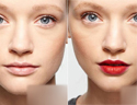 最新影楼资讯新闻-化妆教程:四步轻松打造复古红唇妆