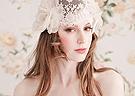 最新影楼资讯新闻-浪漫唯美蕾丝造型 满足新娘的蕾丝情节