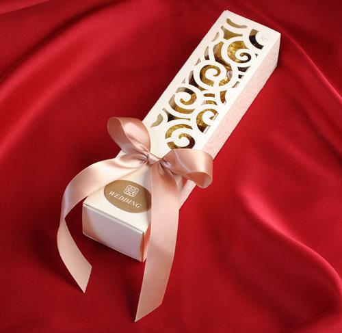 婚礼喜糖盒