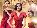 中国新娘华美婚纱礼服:爱的红装盛宴