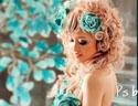 最新影楼资讯新闻-PS教程:为美女艺术照片调出优雅的蓝色调