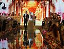 """沈阳高空教堂""""创意婚礼秀""""无与伦比的视听盛宴"""