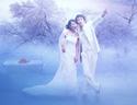 最新影楼资讯新闻-Photoshop打造唯美的冬季雪景婚片