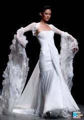 最新影楼资讯新闻-太原:婚纱消费市场出现新变化 定制婚纱成潮流