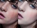 最新影楼乐虎娱乐平台新闻-PS利用计算及通道完美消除人物脸部的斑点