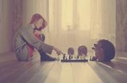 最新影楼资讯新闻-Anka Zhuravleva人像摄影:一个人的小剧场
