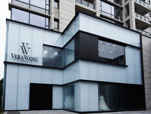 上海婚纱租借 Vera Wang婚纱店上海开业 只卖不租试穿要3000元
