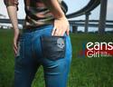 最新影楼资讯新闻-外拍分享:运用闪灯提升质感,拍摄牛仔裤女孩
