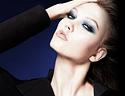 最新影楼资讯新闻-炫丽的韩国style眼线妆 闪蓝色魅惑眼妆