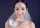 最新影楼资讯新闻-时尚新娘白纱造型 唯美浪漫气质