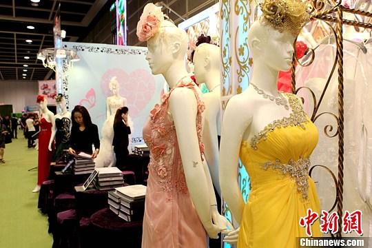 最新影楼资讯新闻-亚洲***婚博会7日起在香港举行