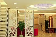 晋城浓浓婚纱摄影,雍容典雅的店面装修设计